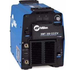 Сварочные аппараты Miller Electric серии XMT 350 (СТ/СН) - XMT 425 (СТ/СН)